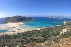 View from Balos parking