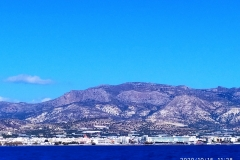 View to Ierapetra from Chrisi